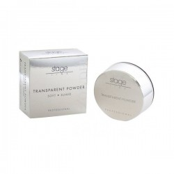 Transparent Powder 50 gr ENVASE ANTIGUO