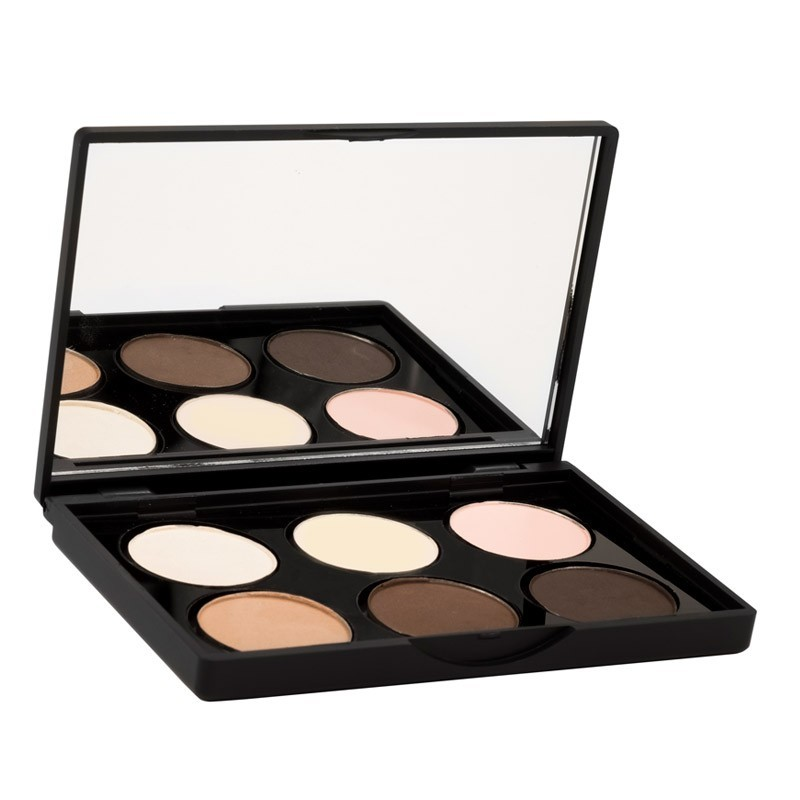 Sphere Eye Shadow Paleta Nude (6 colores)