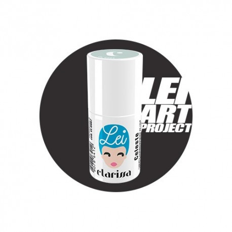 Esmalte Semi Permanente Lei Celeste 14 ml.