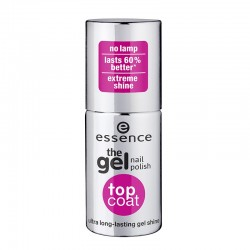 Esmalte de Uñas Top Coat The Gel 8 ml