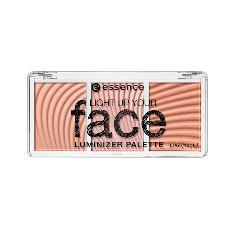 Light Up Your Face Paleta Iluminadora 10