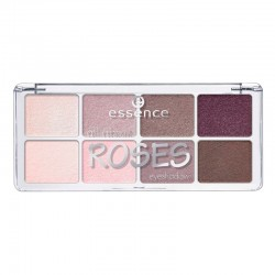 All About Roses Eyeshadow Paleta 03