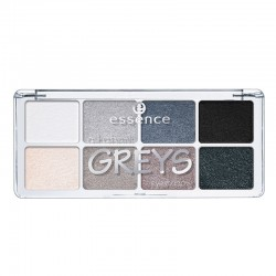 All About Greys Eyeshadow Paleta 04