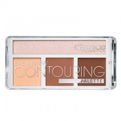 Paleta de Contouring para Ojos y Cejas 020  But First, Hot Coffee
