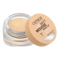 Matt Mousse Catrice 010 Soft Ivory