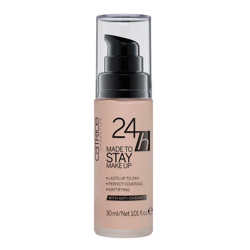 Maquillaje 24H Made To Stay 30 ml