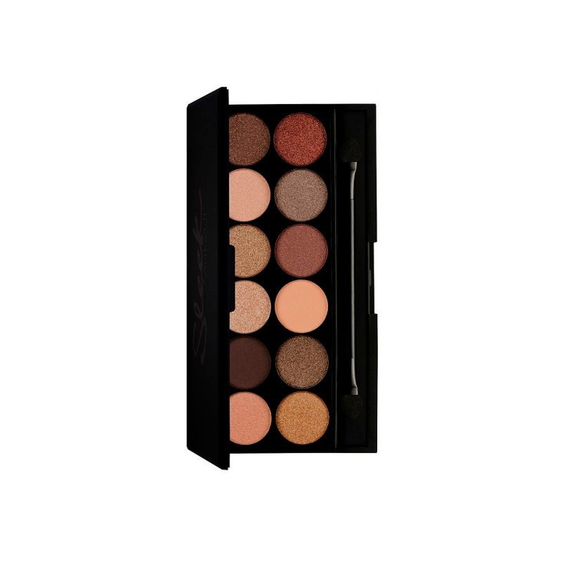 Paleta Sombras 12 Colores I-Divine All Night Long Sleek