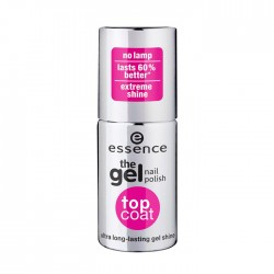 Brillo Top Coat Efecto Gel 8 ml