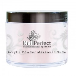 Acrilico Powder Makeover Nude 100gr