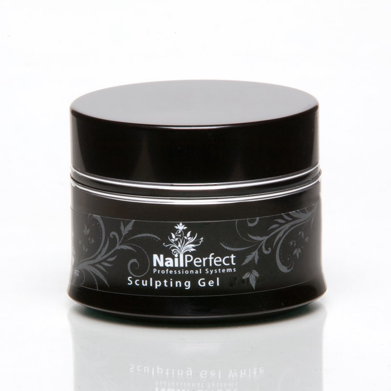 Sculpting Gel Vibrant White 14 gr