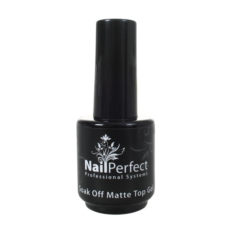 Brillo Matte Top Gel 15 ml