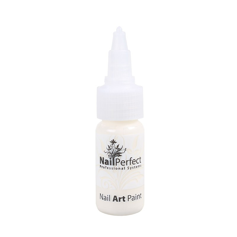 Nail Art Pen 003 Blanco Marfil 15 ml