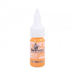 Nail Art Pen 010 Naranja 15 ml