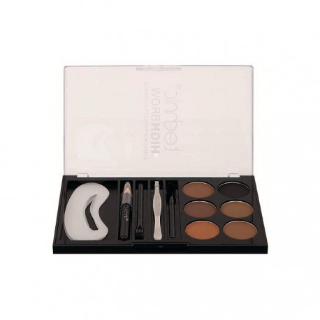 Paleta de Cejas High Brow Technic