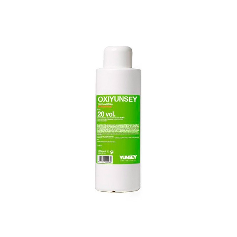 Oxiyunsey Crema 20 Vol Sin Amoniaco 120 ml