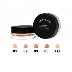 Matt Mousse Make Up 30 ml