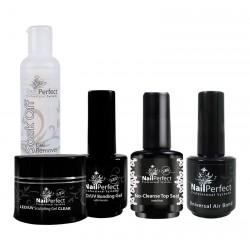 Kit Gel Nail Perfect
