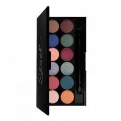 Paleta Sombras 12 Colores I-Divine Enchanted Forest Sleek