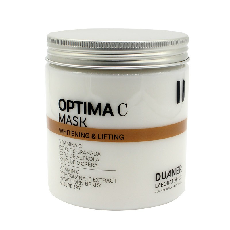Mascarilla Despigmentante y Lifting Optima C 500 ml