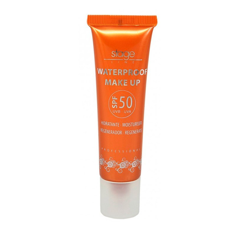 Maquillaje SPF 50 Waterproof 30 ml