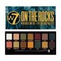 Paleta Sombras On The Rocks W7