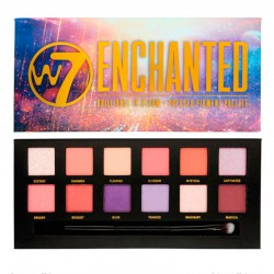 Paleta Sombras Enchanted W7