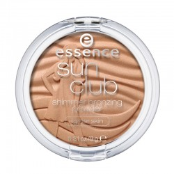 Polvos Bronceadores Sun Club 30 Ligther Skin