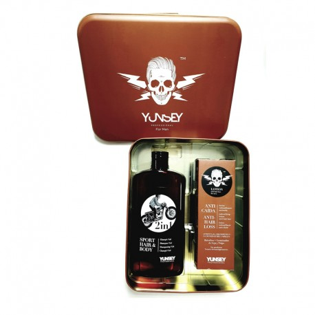 Kit Hombre Take Care Man Hair Yunsey