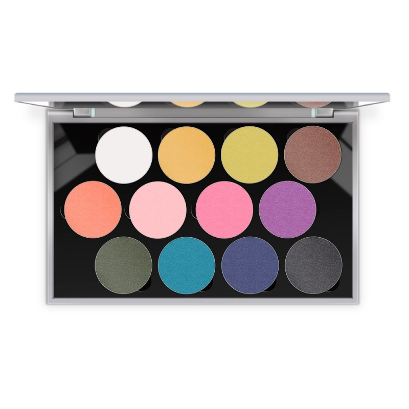 Sphere Eye Shadow Paleta Perlada (12 Colores)