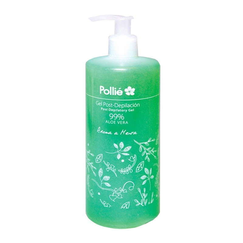 Gel Post Depilación Aloe Vera 500 ml